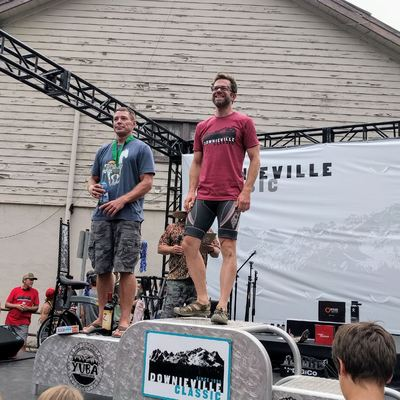 VeloPro User Jeff Sigman Wins Downieville Classic Mountain Bike Race image